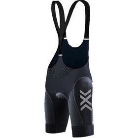 X-Bionic Twyce G2 Cuissard à bretelles court rembourré Femme, black print
